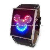 Alloy case LED Watch images