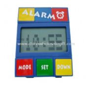 LCD Alarm Cube Clock images