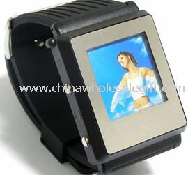Watch Shaped Mini Digital Photo Frame