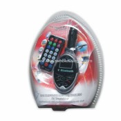 Bluetooth Handsfree Car MP3 Player images