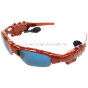 Sunglasses with MP3 Player and Bluetooth images