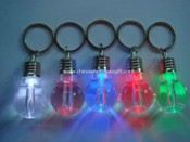 Bulb Shape Keychain USB Flash Drive images