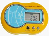 Calorie Pedometer with FM Radio images