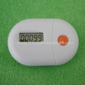 One Button Count Step Pedometer images