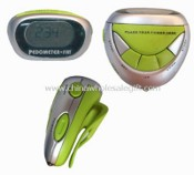 Pedometer with Body Fat Analyzer images