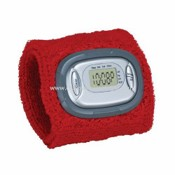 Promotioinal Digital Wrist Band Pedometer images