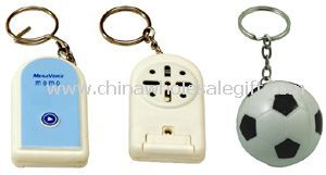 Voice Keychain images