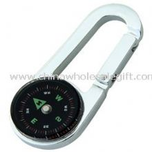 Carabiner with Compass images