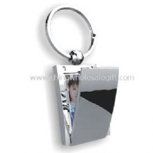 Metal Photo Frame Keychain images