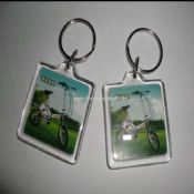 Acrylic Photo Frame Keychain images