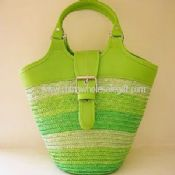 Straw Colourful Bag images