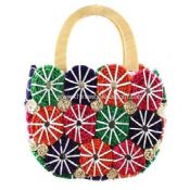 Straw Hand Bag images