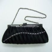 Black Satin Evening Bags images