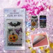 Acrylic Crystal Sticker for Cell Phone images