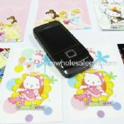 Cartoon Characters Phone Sticker images