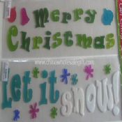 Christmas Gel Sticker images