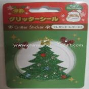 Christmas Glitter Sticker images