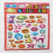 PVC Glitter Phone Sticker images
