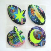 PVC Puffy Sticker images