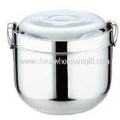 Stainless Steel Nostalgic Lunch Box images