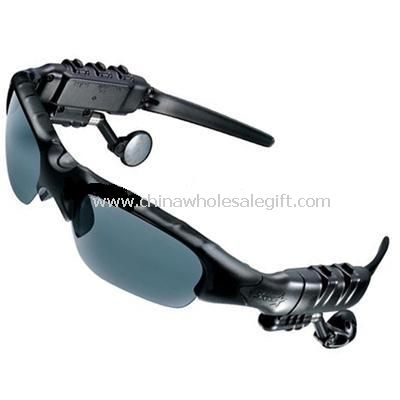 Sunglasses MP3 Player with Bluetooth Function