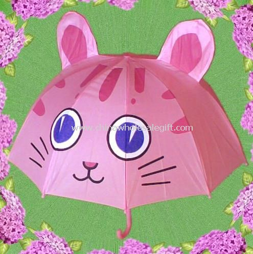 Children Animal Umbrella