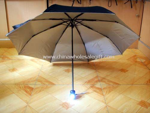 Folding LED Umbrella