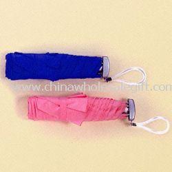 Hand Open Aluminium Pocket Umbrella