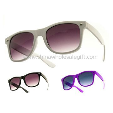 Resin Frames Sunglasses with AC Lens