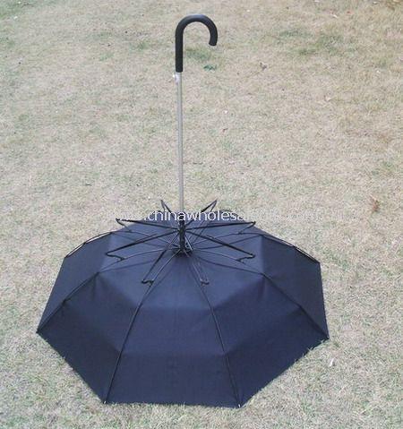 Straight Windproof Umbrella