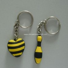3D PVC Key Chain images
