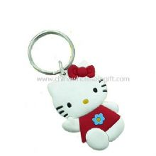 Soft PVC Key Chain images