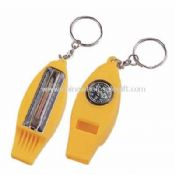 Multifunction Keychain Whistle images