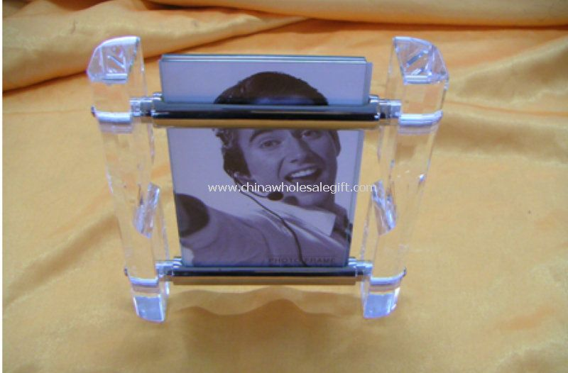 artificial crystal Photo Frame
