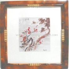 Bamboo photo frame images