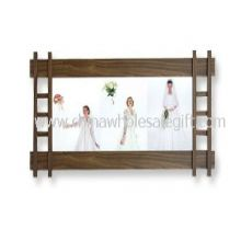 Eco-Friendly Bamboo Photo Frame images