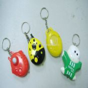 Sound/Flashing/Recordable Keychain images