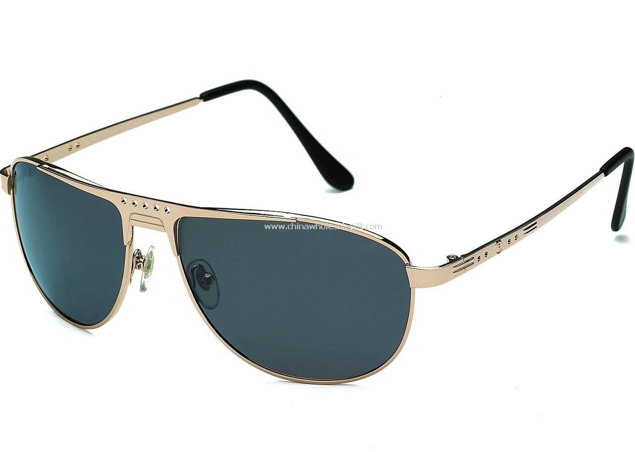 Metal Polarized Sunglasses