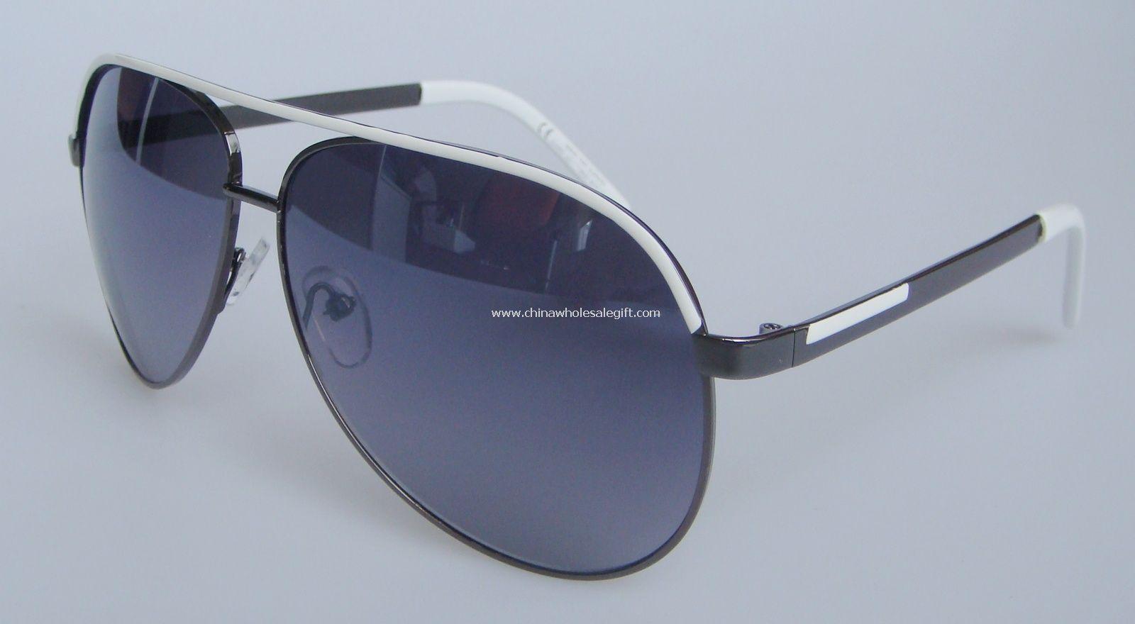 Metal Sunglasses for Man