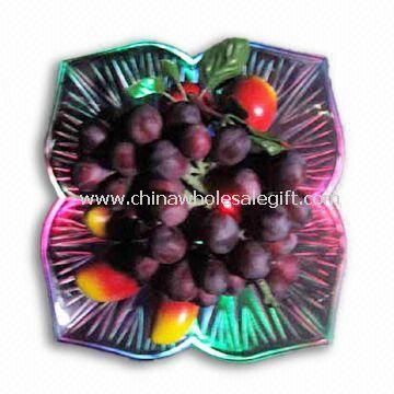 ABS Flashing Fruit Bowl