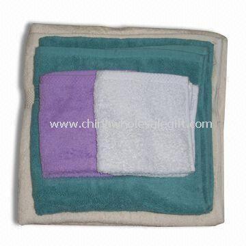Dobby Plain Dyed Bath Towel