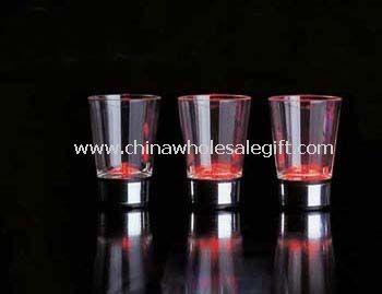Flashing Dice Shot Cup