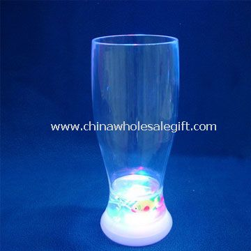 LED flashing cup