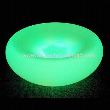 LED Fruit Flashing Bowl