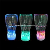 350ml Flashing beer cup images