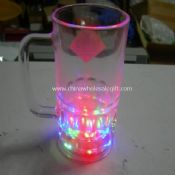 Light Up Glass Beer Mug images