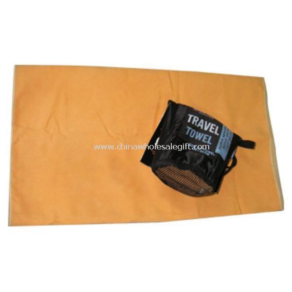 Microfiber Suede Sports Towel