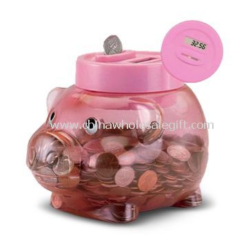 Piggy Coin Bank Suitable for Children