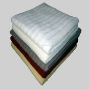 100% Cotton Plain Dyed Bath Towel images