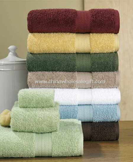 Plain Dyed Bath Towel